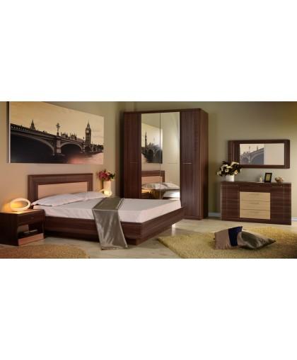 Модульная система спальни Модена Дуб Пасадена