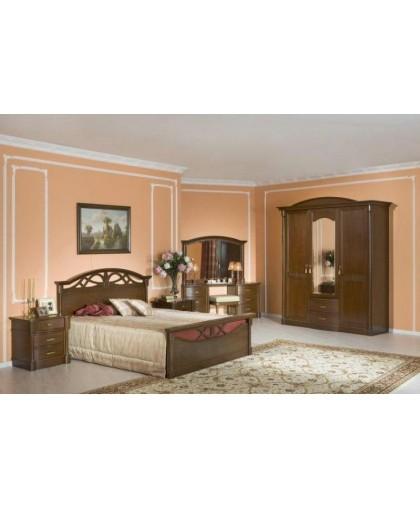 Спальня Элеганца, орех