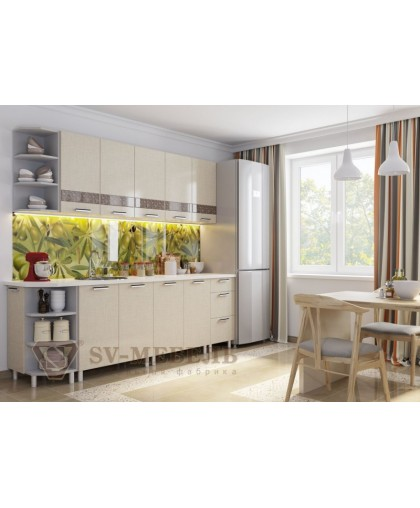 Лен - кухонный гарнитур