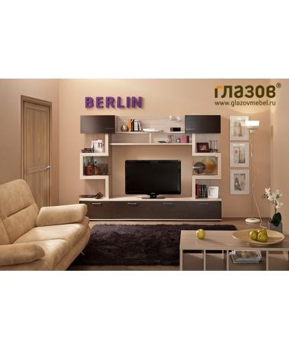 Гостиная BERLIN композиция 4