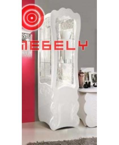 Шкаф с витриной Невеста 1