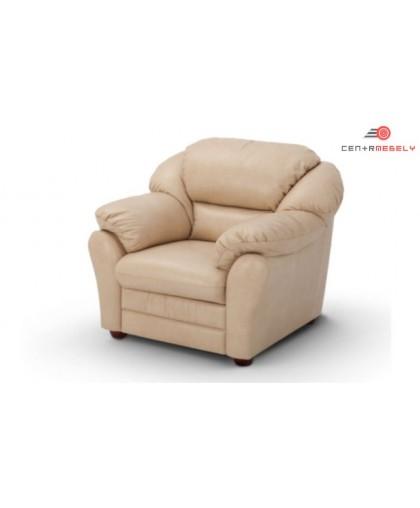 Кожаное кресло Остин